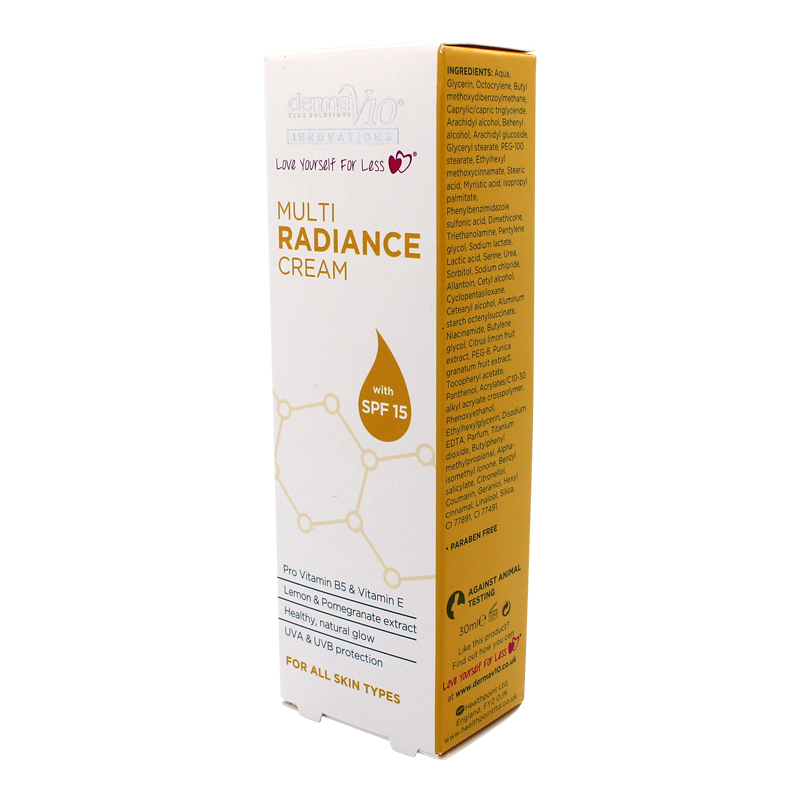Radiance face cream