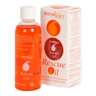 DermaV10 Rescue Oil Small 40 ml