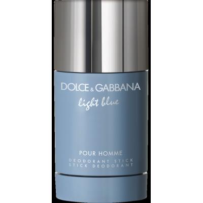 Dolce & Gabbana Light Blue Deodorant Stick Men 75 ml