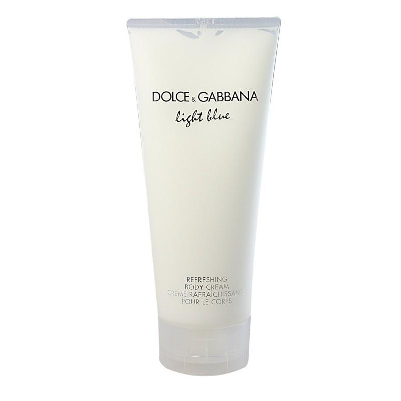 Dolce Amp Gabbana Light Blue Refreshing Body Cream 100 Ml 163 7 95