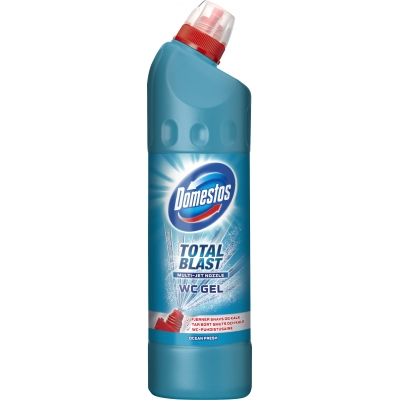 Domestos Total Blast Ocean Fresh 750 ml