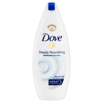 Image of   Dove Deeply Nourishing Body Wash 250 ml