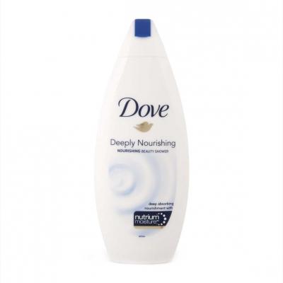 Image of   Dove Deeply Nourishing Shower Gel 250 ml