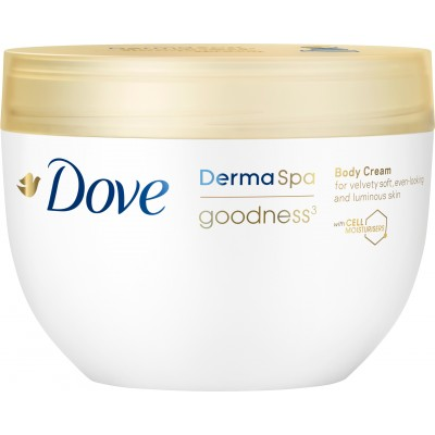 Dove DermaSpa Goodness Body Cream 300 ml
