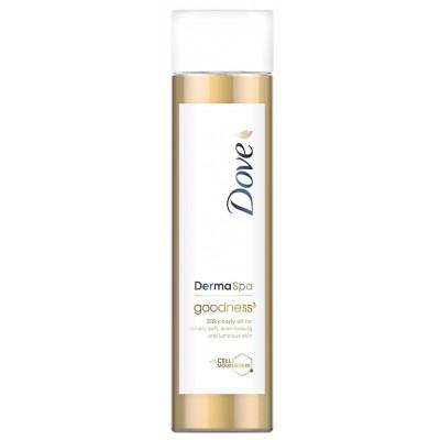 Image of   Dove DermaSpa Goodness Silky Body Oil 150 ml