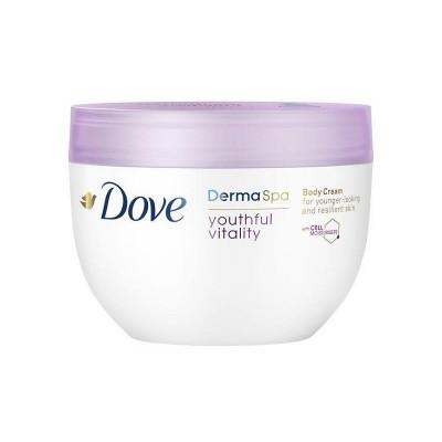 Image of   Dove DermaSpa Youthful Vitality Body Cream 300 ml