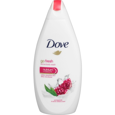 Dove Go Fresh Revive Body Wash 750 ml