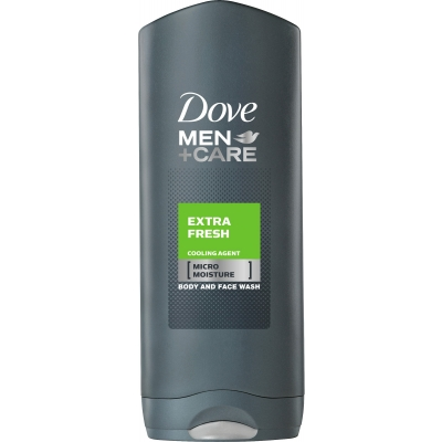 Dove Men +Care Extra Fresh Body & Face 250 ml