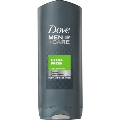 Image of   Dove Men +Care Extra Fresh Showergel 400 ml