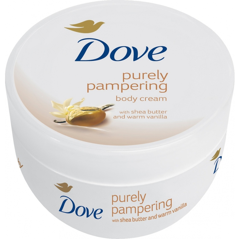 Dove Purely Pampering Nourishing Body Cream With Shea