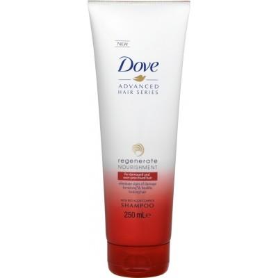Image of   Dove Regenerate Nourishment Shampoo 250 ml