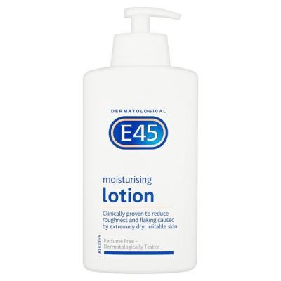 E45 Dermatological Moisturizing Lotion 500 ml