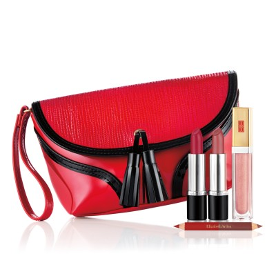 Image of   Elizabeth Arden Holiday Lip Kit 5 stk