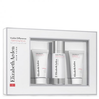 Image of   Elizabeth Arden Visible Difference Optimizing Serum Set 3 x 30 ml