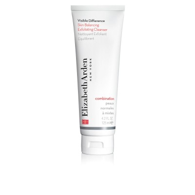 Image of   Elizabeth Arden Visible Difference Skin Balancing Exfoliating Cleanser 125 ml