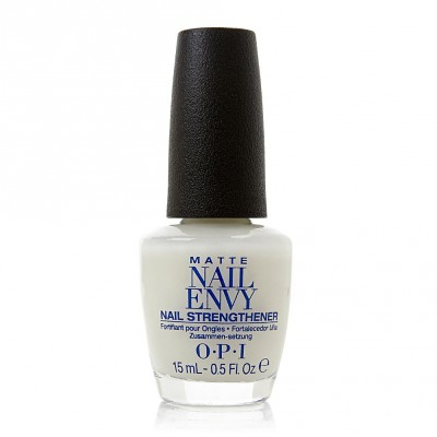 Image of   OPI Nail Envy Strengthener Matte Formula 15 ml