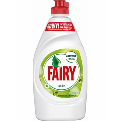 Fairy Apple Diskmedel Flytande 450 ml
