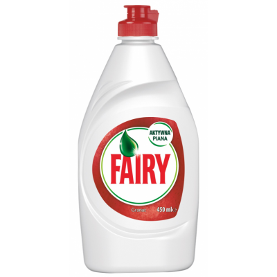 Fairy (Dreft) Pomegranate & Red Orange Afwasmiddel 450 ml