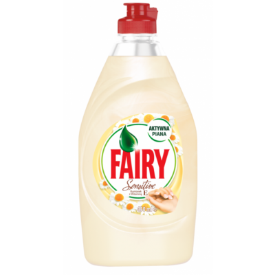 Fairy Sensitive Camomile Diskmedel Flytande 450 ml