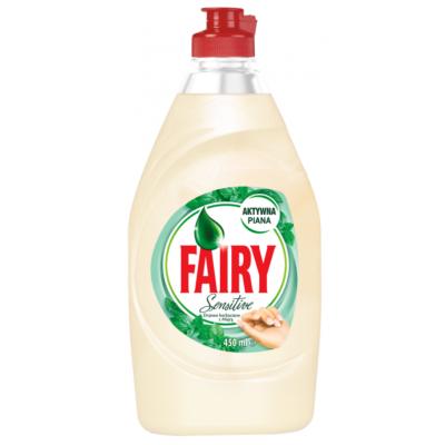 Fairy (Dreft) Sensitive Tea Tree Afwasmiddel 450 ml