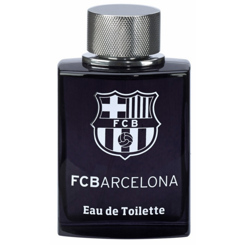 fc barcelona eau de toilette black for 100 ml 163 5 95