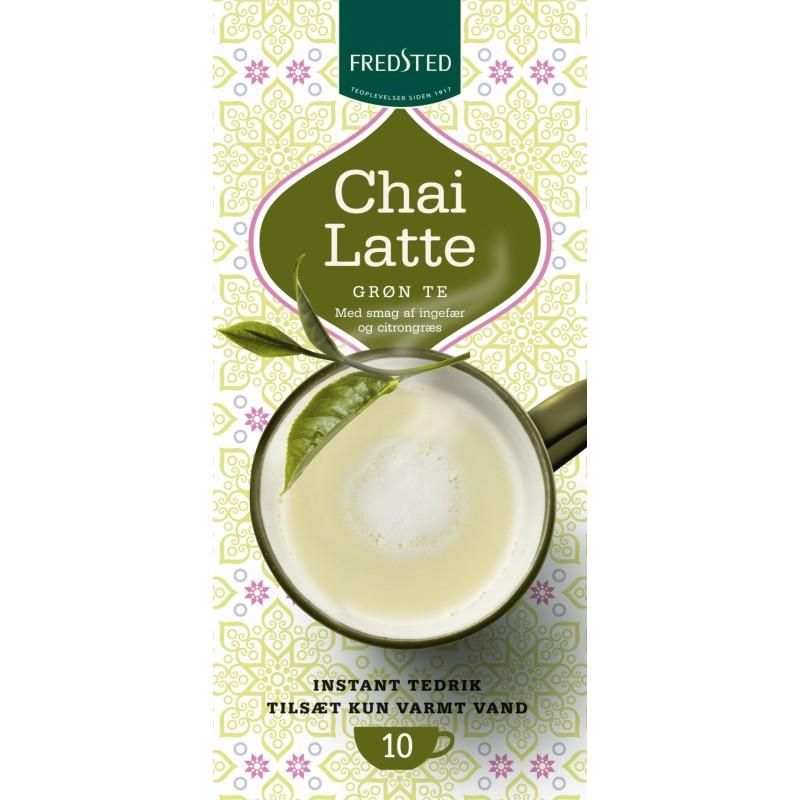 Fredsted Chai Latte Green Tea 260 G
