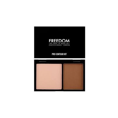 Image of   Freedom Makeup Pro Contour Medium 01 6 g