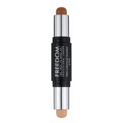 Image of   Freedom Makeup Pro Contour Shaped Sticks Medium 01 1 st