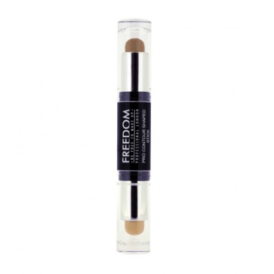 Image of   Freedom Makeup Pro Contour Shaped Sticks Medium 02 1 st