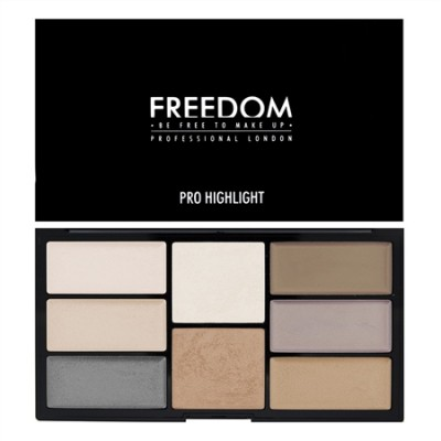 Freedom Makeup Pro Highlight Palette 15 g