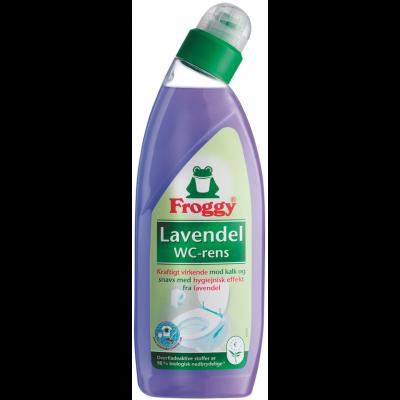 Froggy WC-Reiniger Lavendel 750 ml