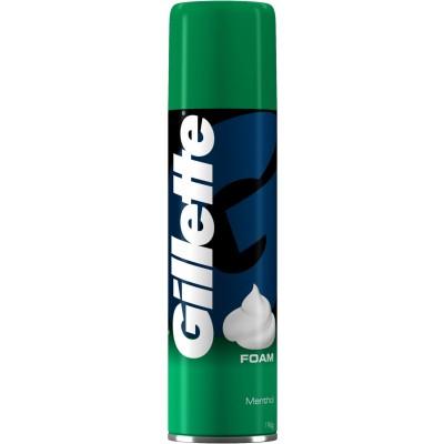 Image of   Gillette Shaving Foam Menthol 300 ml