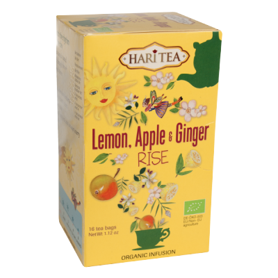 Apple Lemon Tea Recipe — Dishmaps