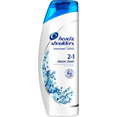 Head & Shoulders Classic Clean 2 in 1 Shampoo 200 ml
