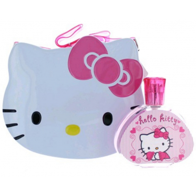 Hello Kitty EDT & Bag 100 ml + 1 kpl