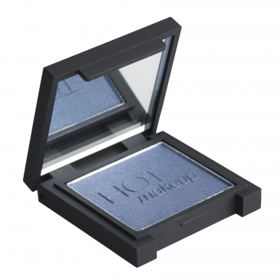 Image of   Hot Makeup Single Eye Shadow 38 Midnight Blue 1 st