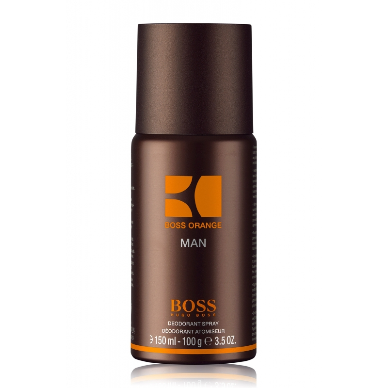 hugo boss boss orange deodorant spray 150 ml. Black Bedroom Furniture Sets. Home Design Ideas