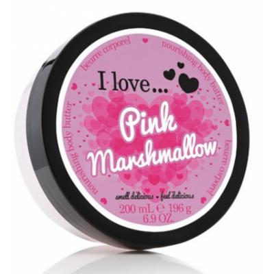 I Love Cosmetics Body Butter Pink Marshmallow 200 ml