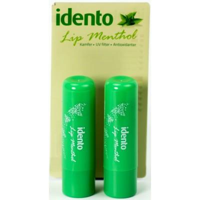 Idento Lip Menthol 2 stk