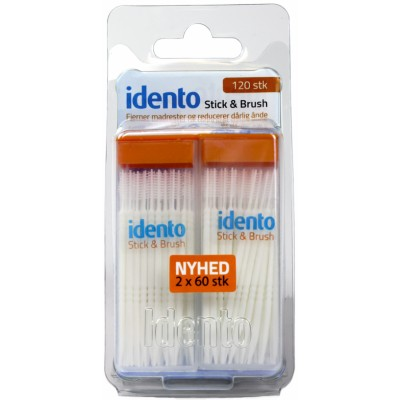 Idento Stick & Brush 120 st