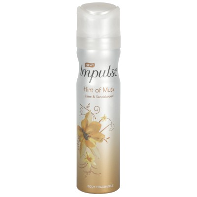 Impulse Hint Of Musk 75 ml