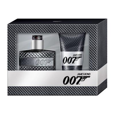 James Bond 007 EDT & Showergel 30 ml + 50 ml
