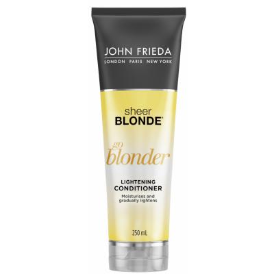 John Frieda Sheer Blonde Go Blonder Lightening Conditioner 250 ml
