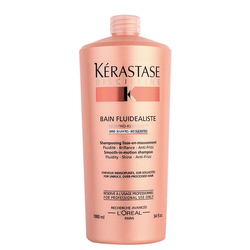 kerastase discipline bain fluidealiste shampoo 1000 ml. Black Bedroom Furniture Sets. Home Design Ideas