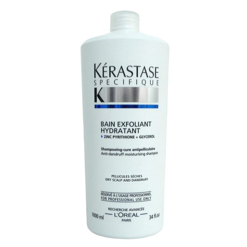 Kerastase specifique bain exfoliant hydratant dandruff for Kerastase bain miroir 2 shampoo