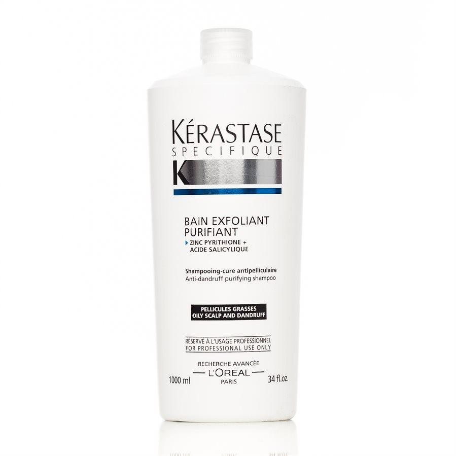 Kerastase Specifique Bain Exfoliant Purifiant Dandruff Shampoo 1000 Original Sprout Hair Ampamp Body Baby Wash 975 Ml 2595