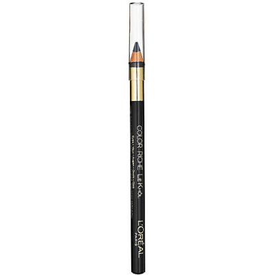 Image of   L'Oreal Color Riche Le Khol Eye Pencil 101 Midnight Black 1,2 g