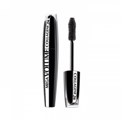 L'Oreal Mega Volume Collagene Mascara Black 9 ml