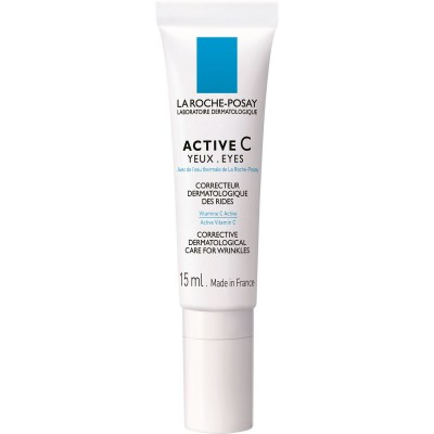 Image of   La Roche-Posay Active C Eyes Anti Wrinkle Treatment 15 ml