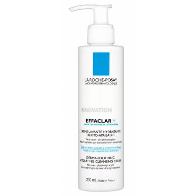 La Roche-Posay Effaclar H Derma-Soothing Hydrating Cleansing Cream 200 ml